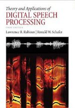 Cover of Theory and Applications of Digital Speech Processing